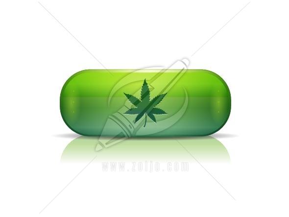 Medical Cannabis Pill