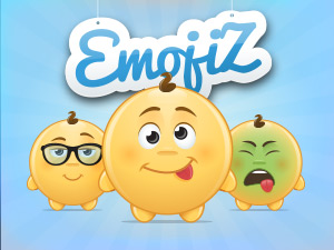 Emojiz - 30 Cute Emoticons Collection