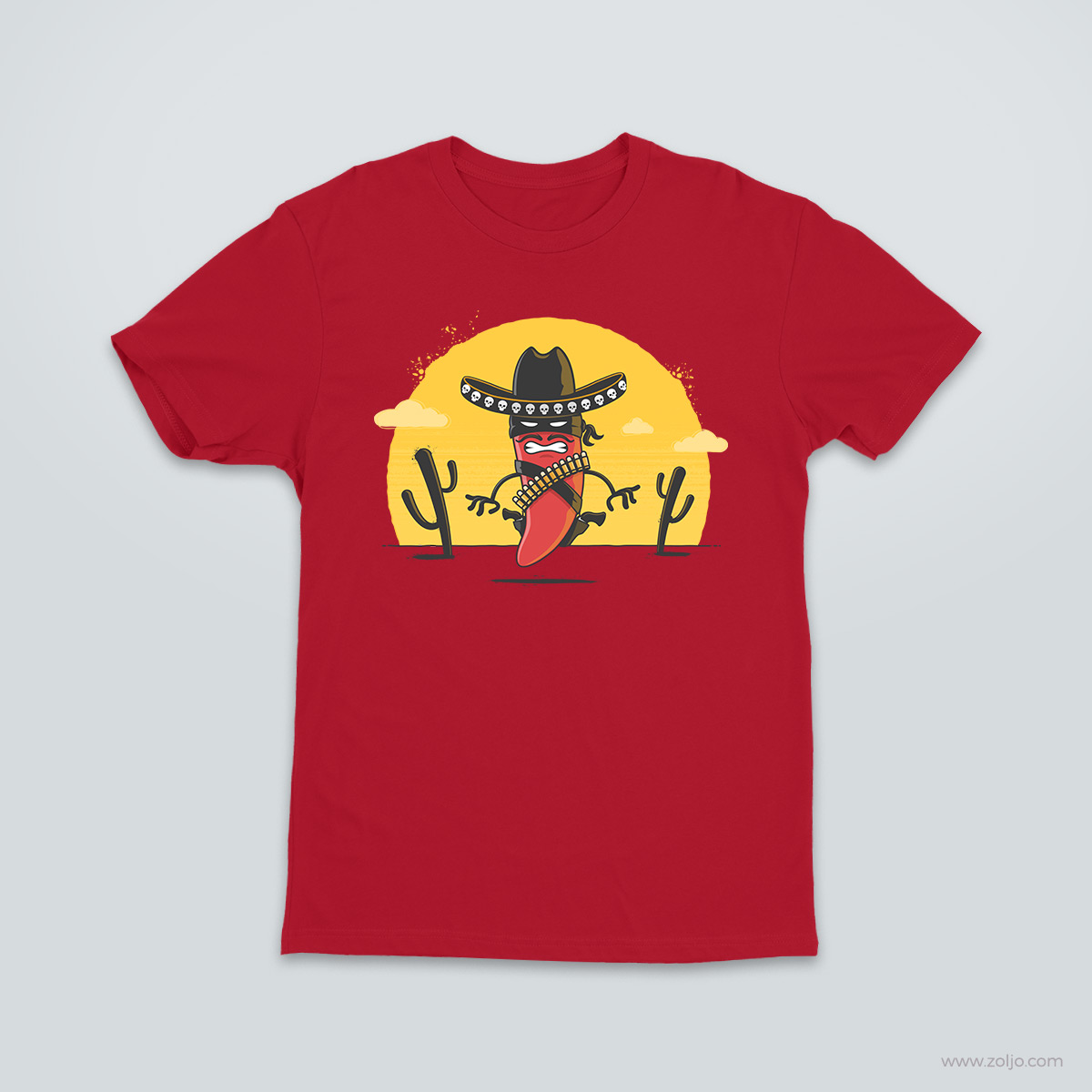 Chilli Desperado T-Shirt