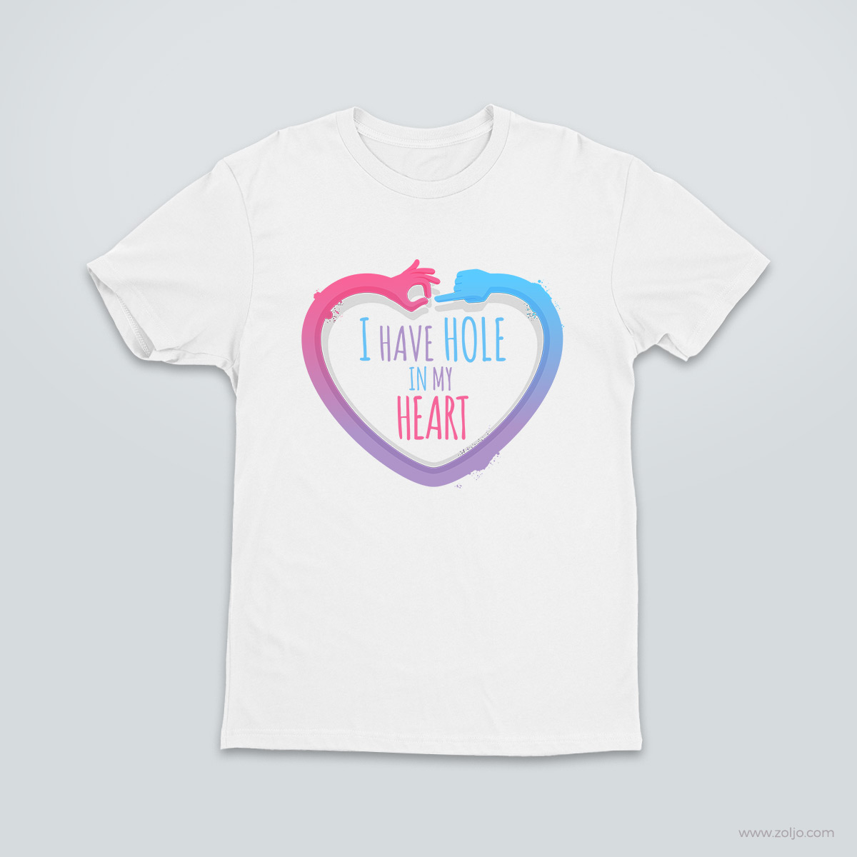 I have hole in my heart T-Shirt